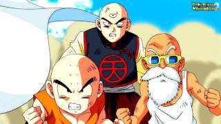 getlinkyoutube.com-Dragon Ball Super - Z Fighters Vs Tagoma and Ginyu Tagoma (JAP RAW)