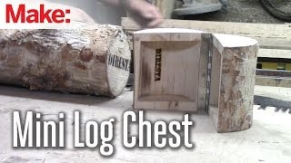 getlinkyoutube.com-DiResta: Mini Log Chest