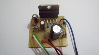 getlinkyoutube.com-Como hacer un amplificador para el teléfono móvil.