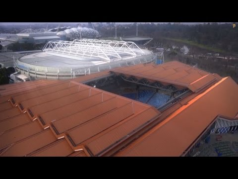 Introducing: The new Margaret Court Arena
