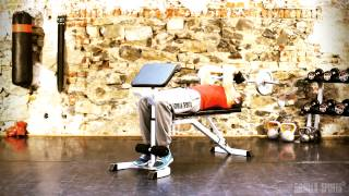 Image2Video - montage de banc de muscu suntrack 420 on