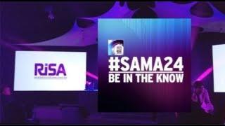 SAMAs 24 - Red carpet