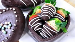 getlinkyoutube.com-สตรอเบอรี่เคลือบช็อคโกแลต Chocolate Dip Strawberry