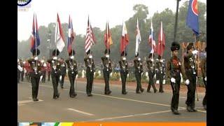 Republic Day 2018: Parade Ceremony begins at Amar Jawan Jyoti at India Gate