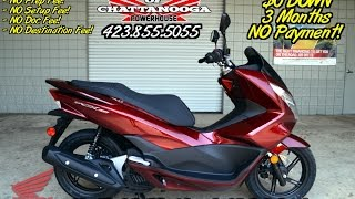 getlinkyoutube.com-2016 Honda PCX150 Scooter Review of Specs - SALE Prices @ Honda of Chattanooga TN Dealer