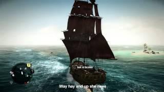 Drunken Sailor-Assassins Creed IV Black Flag Sea shanty