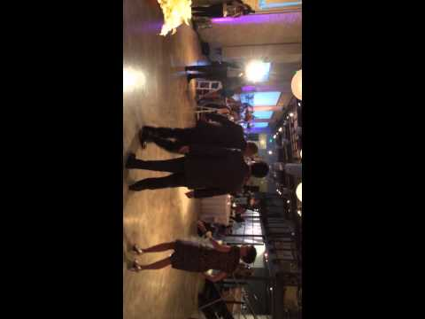 Surprise Mom Son wedding dance