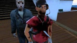 Gmod Jason Voorhees Revenge - A Gmod Horror Film