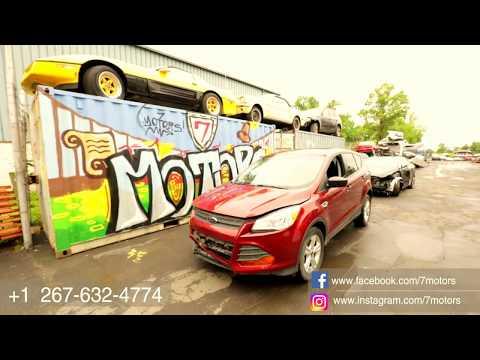 Ford Escape 2014 года до 3000$! Бюджетные авто из США