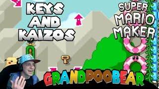 Vines and Auto Kaizo: Mario Maker