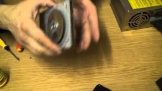 getlinkyoutube.com-Точилка для ножей из старого HDD диска