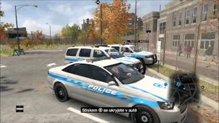 getlinkyoutube.com-Watch Dogs | Police Stations and Emergency and Fire Truck on Cars on Demand