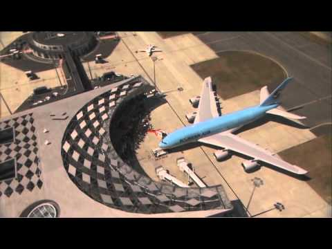 A380 delivery to Korean Air ceremony