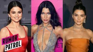 getlinkyoutube.com-Selena Gomez WAR With Hadid Sisters? Kardashian Sister GAY Storyline Confirmed? (Rumor Patrol)