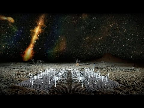 How radio telescopes show us unseen galaxies | Natasha Hurley-Walker