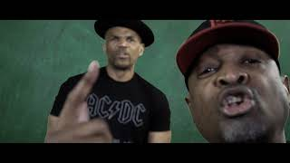 "Darryl ""DMC"" McDaniels - Coming Like A Rhino ft. Chuck D, Slaves on Dope (official music video)"