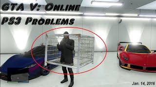 getlinkyoutube.com-GTA V: Online - PS3 Problems (PS3 Gameplay)