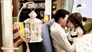 getlinkyoutube.com-Lee Sang Yoon & Goo Hye Sun's Kisses in drama Angel Eyes
