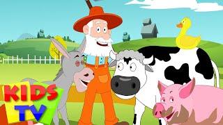 getlinkyoutube.com-Kids TV Nursery Rhymes - Old MacDonald had a Farm | Old MacDonald | Nursery Rhyme