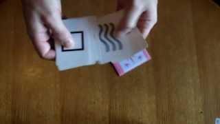 Mind Control Card Magic Trick - Harmony ESP - 2 Cards, 2 Minds Harmonize!