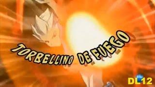 Inazuma Eleven: Todas las técnicas de Axel Blaze HD