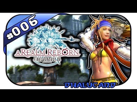 FINAL FANTASY XIV: DEFENDERS OF EORZEA #006 - SCHNELL AUSZIEHEN - Let's Play FFXIV - Dhalucard