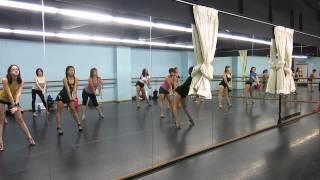 getlinkyoutube.com-Burlesque Class - Black Velvet routine - Miss Zee