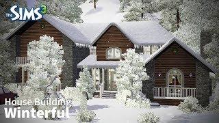 getlinkyoutube.com-Sims 3 House Building - Winterful