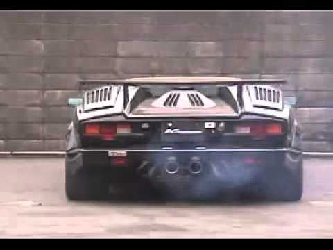 Lamborghini Countach LP500S.flv