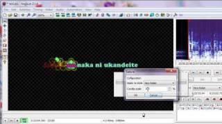 getlinkyoutube.com-Aegisub karaoke effect - Sakura (Automation Lua script)