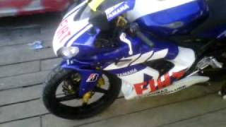 getlinkyoutube.com-Modifikasi - Yamaha Vixion Model Yamaha R1