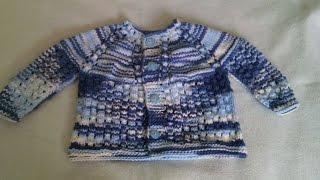 getlinkyoutube.com-chambrita para bebe de 0 a 6 meses parte 1