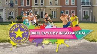 Dahil Sa'yo | Inigo Pascual | Zumba® | Alfredo Jay