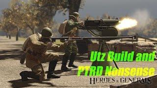 getlinkyoutube.com-Heroes and Generals Utz Build and PTRD Nonsense