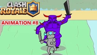 getlinkyoutube.com-Clash Royale Animation #8: TORNADO! (Parody)