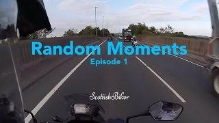 Random Moments on a Honda NC750X - Episode 1