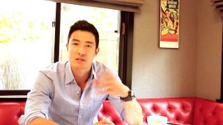getlinkyoutube.com-Daniel Henney Q&A Answers 2015