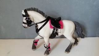 How To Make a Schleich saddle!|Daisy Stalls|