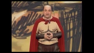 getlinkyoutube.com-Γελών Λαβέ (Μάρκος Σεφερλής - Θέατρο Δελφινάριο 2007)