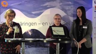 Turismkonferens 2015 - Nya satsningar i länet: INTILL
