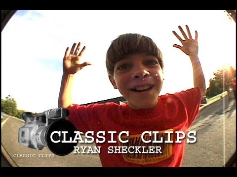 Ryan Sheckler Young Skateboarding Classic Clips #14