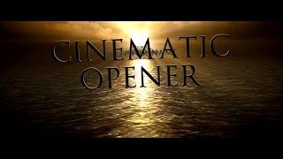 getlinkyoutube.com-After Effects Template :: Cinematic Opener