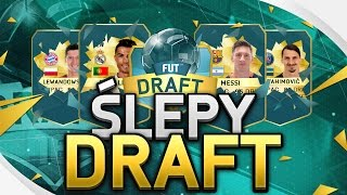 getlinkyoutube.com-FIFA 16 - ŚLEPY DRAFT! KAMYK NOOB!