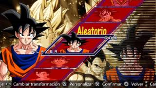 getlinkyoutube.com-Dragon ball z shin budokai 2 juego mod (game mod) descargar