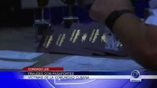 Fraudes con pasaportes en el Condado Lee