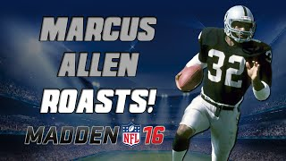 99 Marcus Allen Debut! | Madden 16 Ultimate Team - RIP To His Defenders!