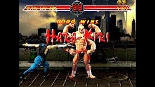 getlinkyoutube.com-Mortal Kombat Anthology Remake - Supreme Demonstration