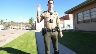1st Amend Audit Fillmore PD: Deputy Says I Need To Move On, Leave:  FIRST BLOOD STYLE !