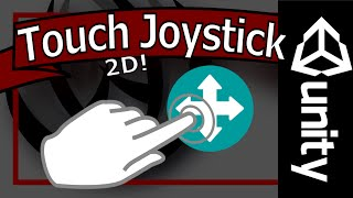 getlinkyoutube.com-Unity 5 Mobile Joysticks Tutorial - Touch Input 2D Spaceship Controller