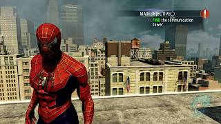 getlinkyoutube.com-The Amazing Spiderman 2 Sam Raimi Suit Mod Review! (PC)
